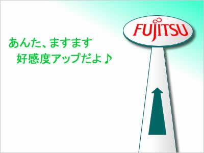 富士通のイメージ