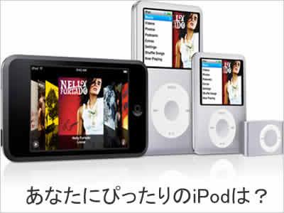 iPod(アイポッド)の画像