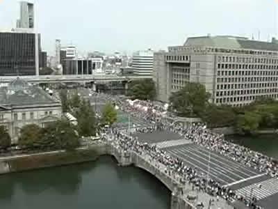 御堂筋パレードのイメージ画像