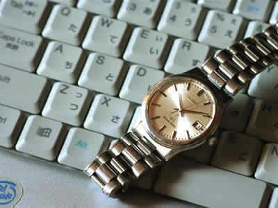 私の腕時計(グランドセイコー)
