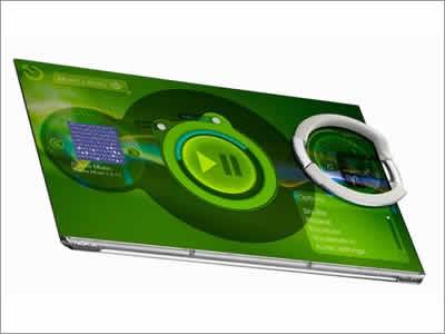 ナノテク携帯のイメージ画像