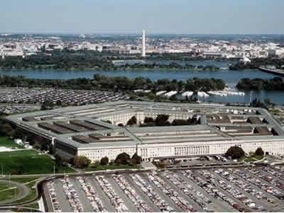 ワシントンの国防総省のイメージ画像
