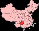 貴州省の位置
